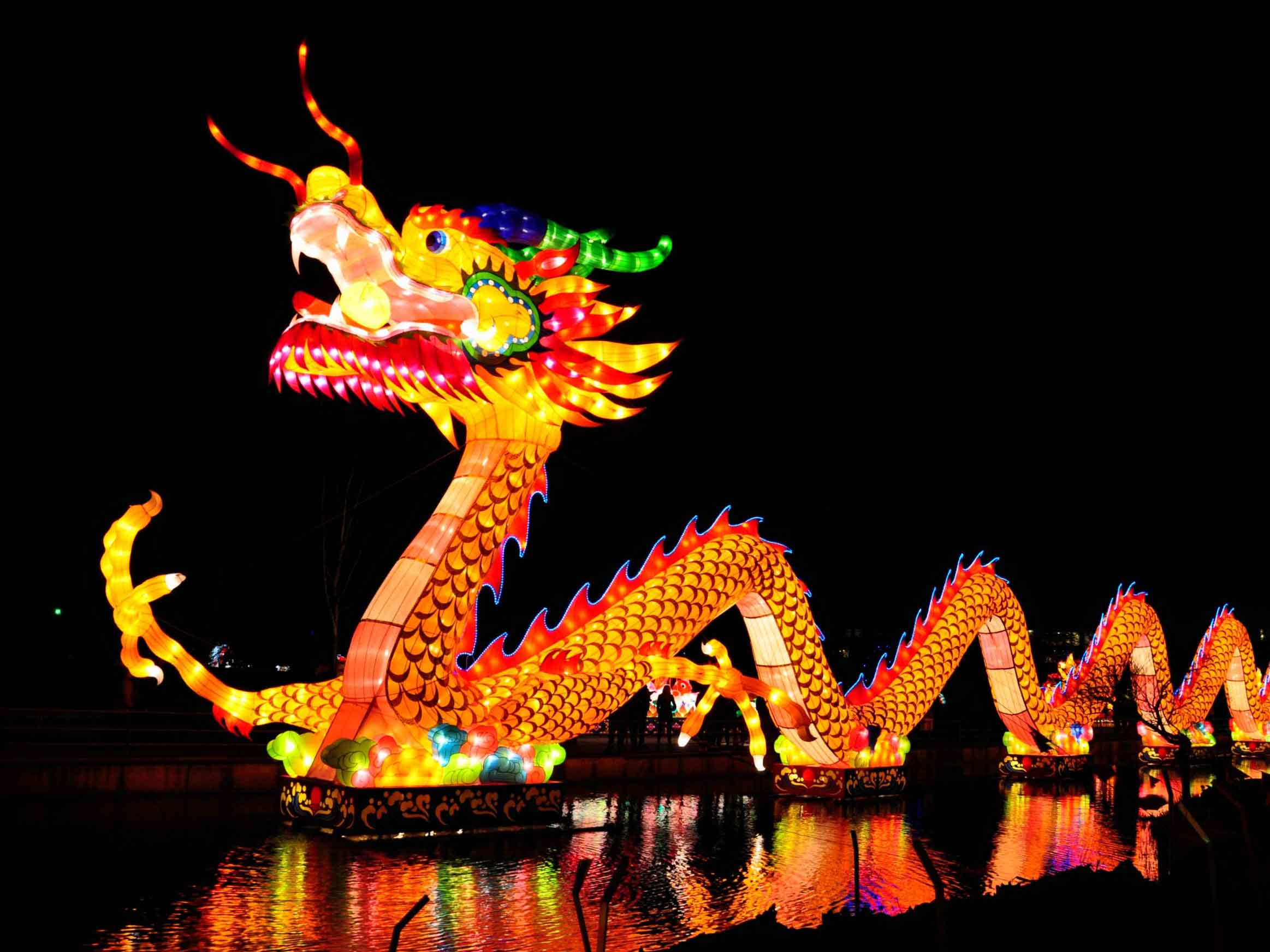 Friday 16th February-Chinese New Year