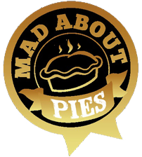 Mad About Pies Logo