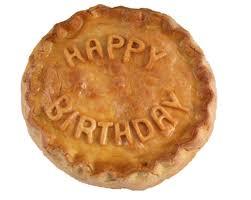 Monday 17th- Sunday 23rd September- The Farmer's Boy Inn Pie Birthday Week