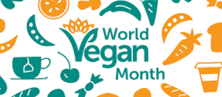 All of November - World Vegan Month