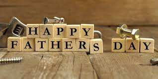 Sunday 16th June - Father's Day