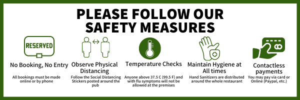 Covid-19 Guidelines and Safety Measures